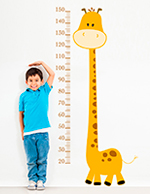 Детский ростомер: что это такое и как им пользоваться