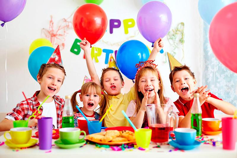 Устроим веселый праздник вместе с детьми