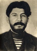 Сталин в 1912 году