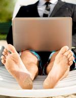 Как заставить себя работать перед отпуском