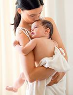 Несколько способов убрать живот после родов