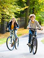 Как взрослому человеку научиться кататься на велосипеде?