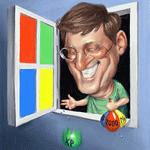 Богач Билл Гейтс