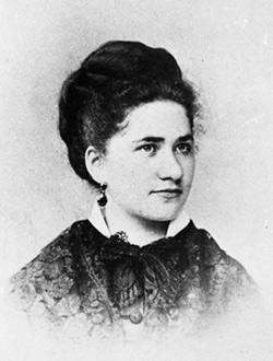 Паулина (Кох) Эйнштейн – мать Альберта Эйнштейна