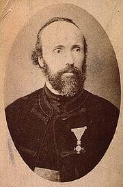 Милутин Тесла, сербский священник, отец Николы