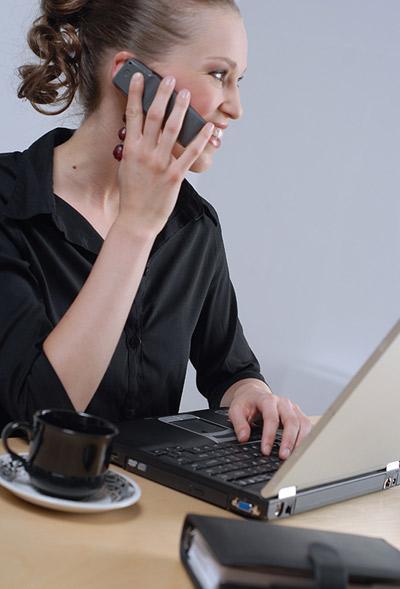 Техника телефонного разговора с работодателем