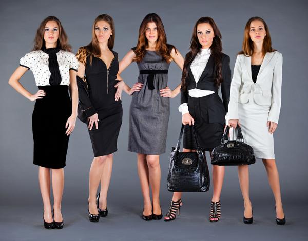 Как одеться на собеседование женщине
