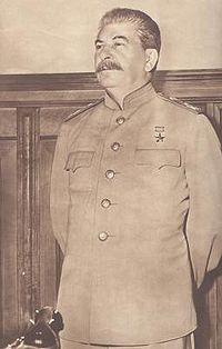 Сталин 1946г.