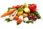 Роль овощей в здоровом питании